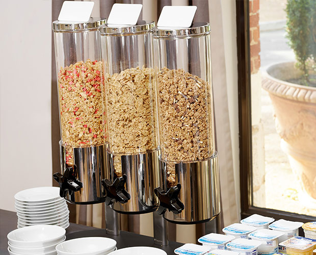 Cereals dispensers