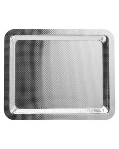 Rectangular tray 32.5x26.5 cm without handle