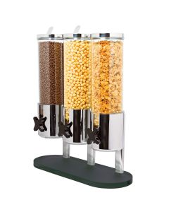 Container for cereal dispenser x3