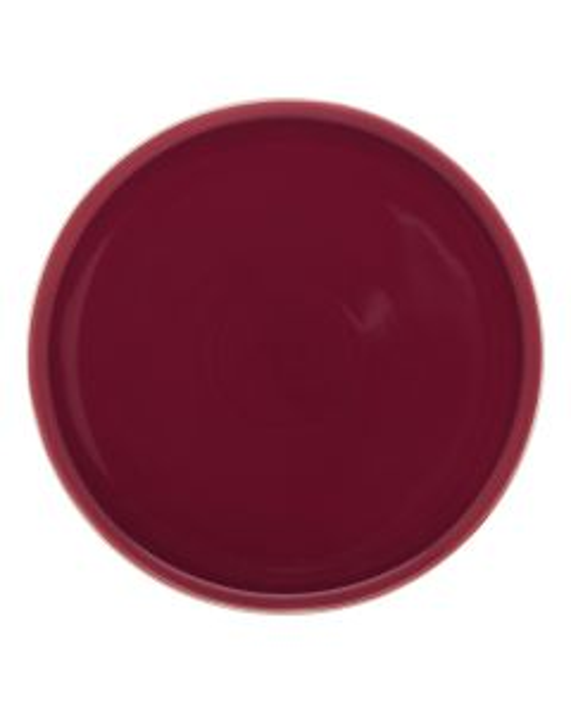 Round dinner plate 26 cm